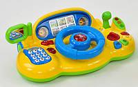 Автотренажер Play Smart Я тоже рулю 7318 Желтый (2-7318-21178-01)