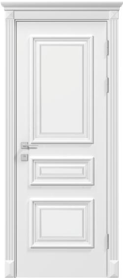 Двери Родос Siena Rossi белый мат