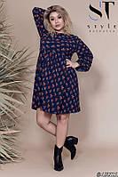 Платье  45521 размер 52-54, фото 1