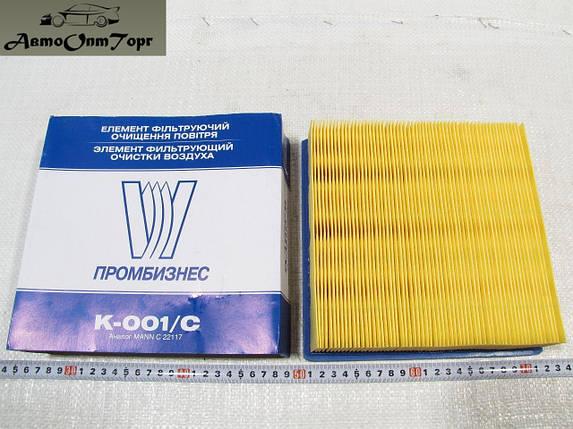 Фильтр воздушный  ВАЗ 2110,2111,2112  ПромБизнес, фото 2