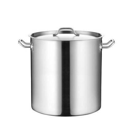 Велика каструля на 50 літрів Benson BN-606 кухонні нержавіюча сталь, фото 2