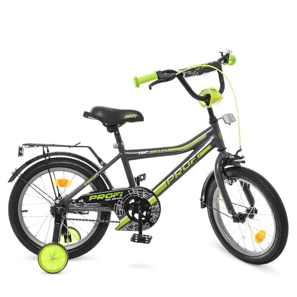 Велосипед детский PROF1 18 дюймов Y18108 Top Grade Гарантия качества Быстрая доставка