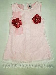 Нежное платье для малышек