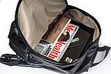 Рюкзак чоловічий міської шкіряний TRIGGER wlkr, фото 9
