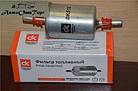 Фильтр топливный с защелками ВАЗ 2108-2115, DK-512, Дорожная Карта (ДК)