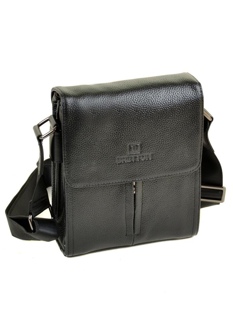 Сумка Мужская Планшет кожа BRETTON 501-1 black
