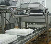Линия для производства мягких сыров