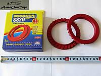 Шумоизолятор пружины задний ВАЗ 2108, 2109, 21099, 2110, 2113, 2114, 2115; model: SS64103; производство SS-20 (комплект 2 шт.)