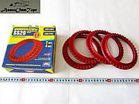 Шумоизолятор пружины передний  ВАЗ 2108, 2109, 21099, 2110, 2111, 2112, 2113, 2114, 2115; производство SS-20 (комплект 4 шт.)