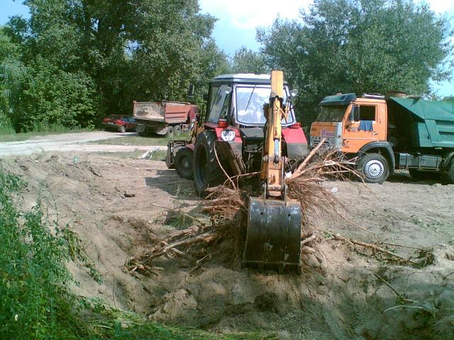 Корчевание пней - Спил деревьев - Киев