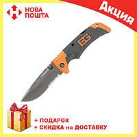Туристический складной нож Gerber Bear Grylls Folding Sheath Knife , фото 1