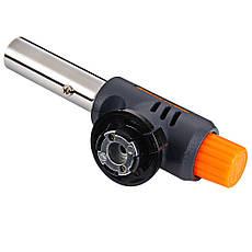 Газовая горелка с пьезоподжигом Torch WS-502c Черный (1em_002955), фото 2