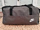 (25*54)Спортивная дорожная сумка NIKE мессенджер только оптом, фото 2