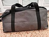 (25*54)Спортивная дорожная сумка NIKE мессенджер только оптом, фото 3