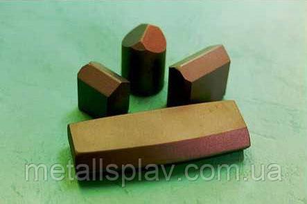 Пластины т\с для камнекольных станков