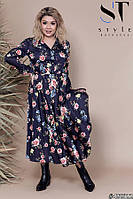 Платье  45522 размер 52-54, фото 1