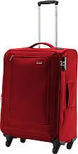 Тканевый средний чемодан Carlton, Англия Clifton 901J468;22, 66/77 л