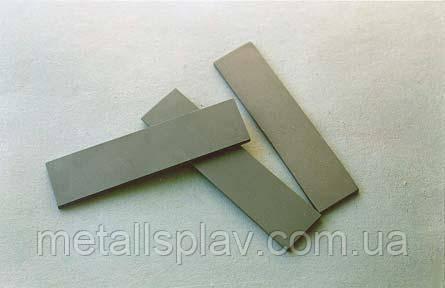 Пластины твердосплавные для  дисковых дереворежущих пил 3001(ассортмент)