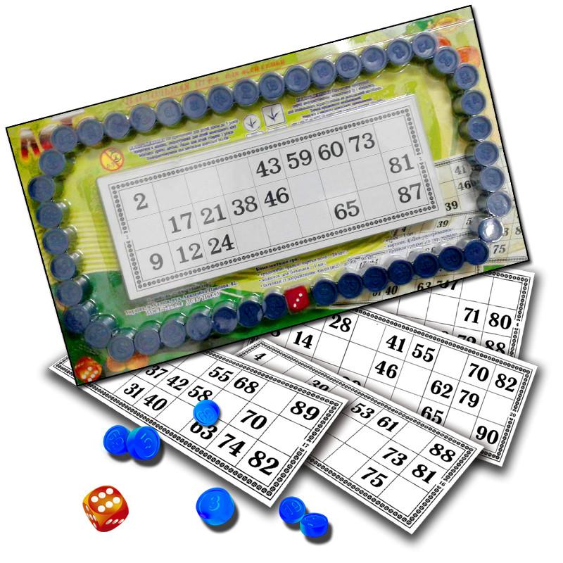 Игра Мастер Лото подарочное (МКТ0102)