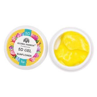Гель-пластилін 5D