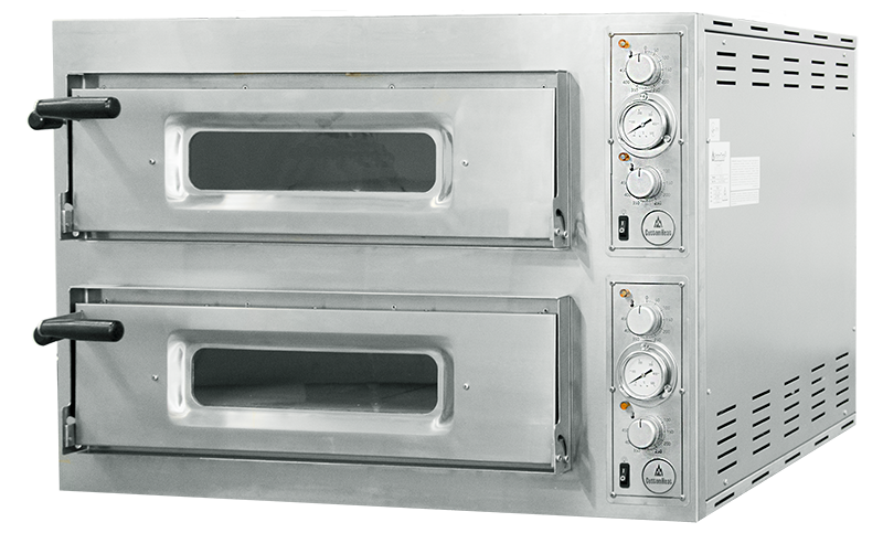 Двухкамерная печь для пиццы PО-8(35)