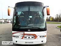 Заказ автобуса, перевозка пассажиров 27,50,55 мест.
