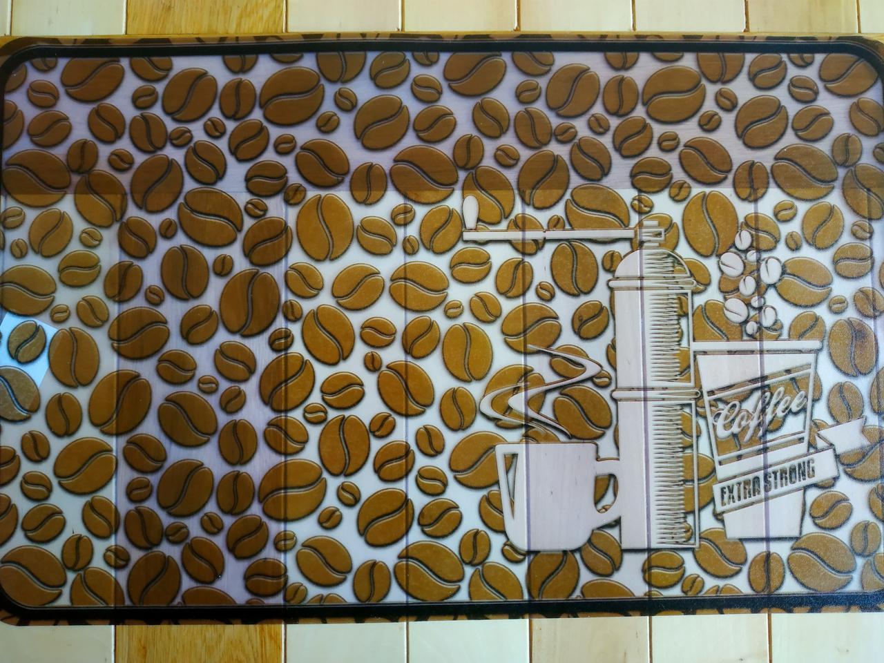 "Серветки для столу ""Смак кави"" 0,3мм (400*250 мм)"