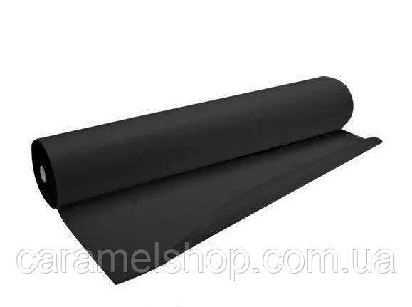 Одноразовые простыни MEDICOM Economy 20 г/м кв. ширина 80 см * 100 м цвет черный