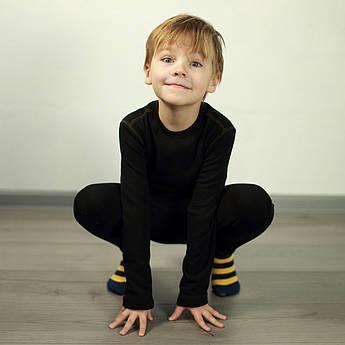 Детский поддевочный костюм для мальчика Детское термобелье (поддева) Хаки | Дитячий поддевочний костюм