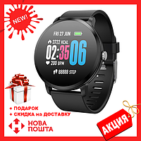 Наручные часы Smart V11 смарт вотч | умные часы | фитнес трекер | фитнес браслет