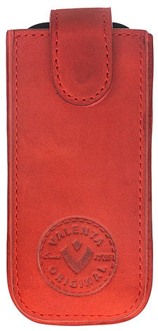 Чехол для IQOS 2.4 Plus Valenta Красный (EC412), фото 2