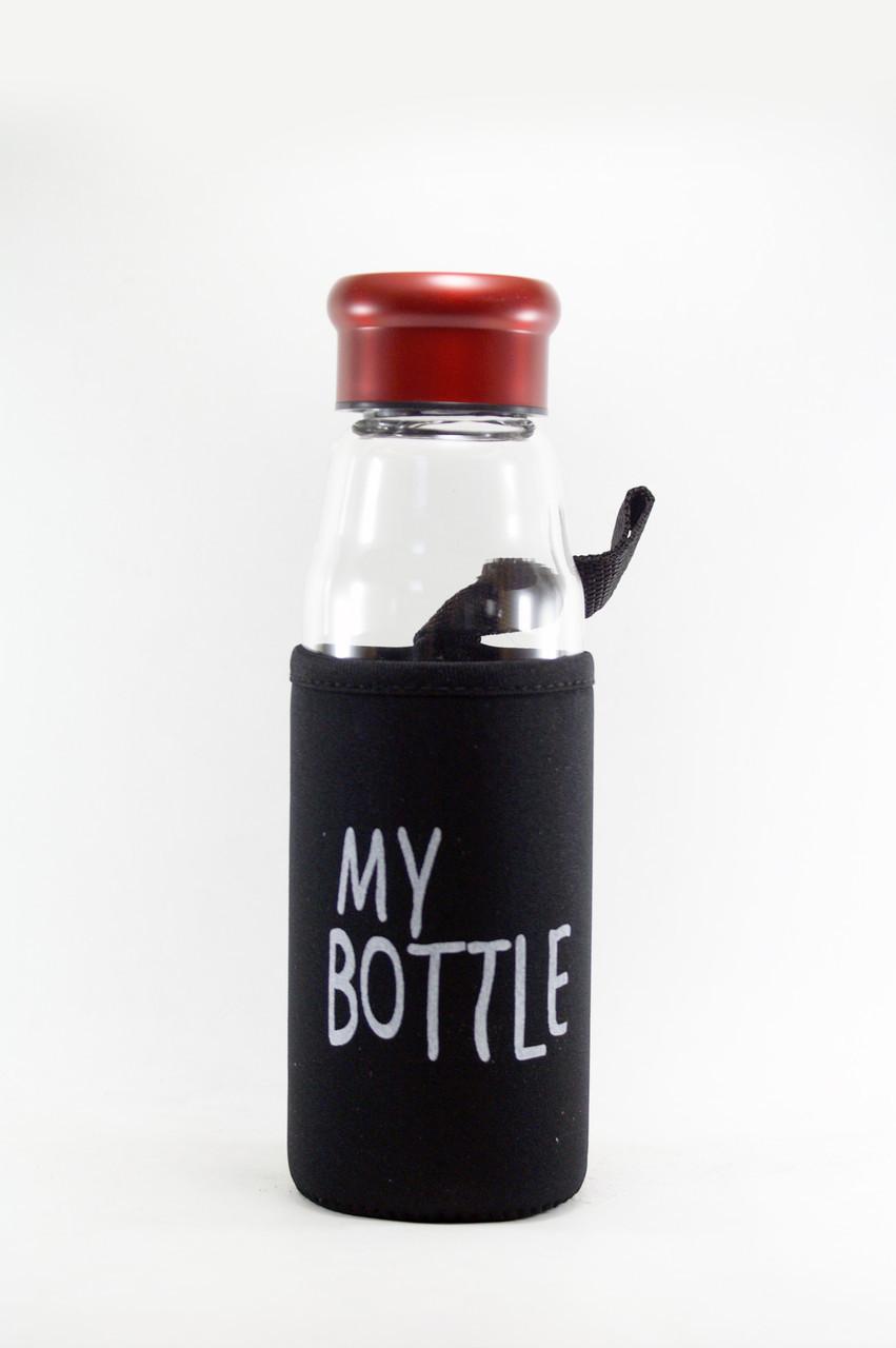 Бутылка для воды My Bottle 450 мл Red (200622)