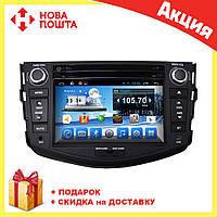 Штатная автомагнитола с GPS навигацией для автомобилей Toyota RAV4 2006-2012, фото 1