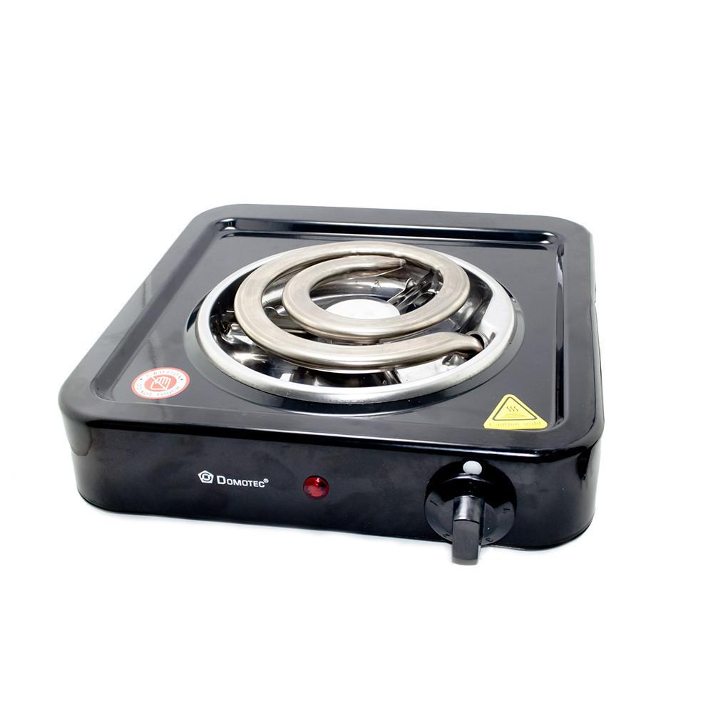 Электроплита Domotec MS-5531 | плита электрическая настольная Домотек