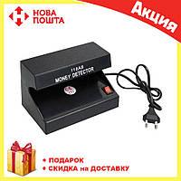 Ультрафиолетовый УФ детектор подлинности банкнот валют UKC 118AB Battery, фото 1
