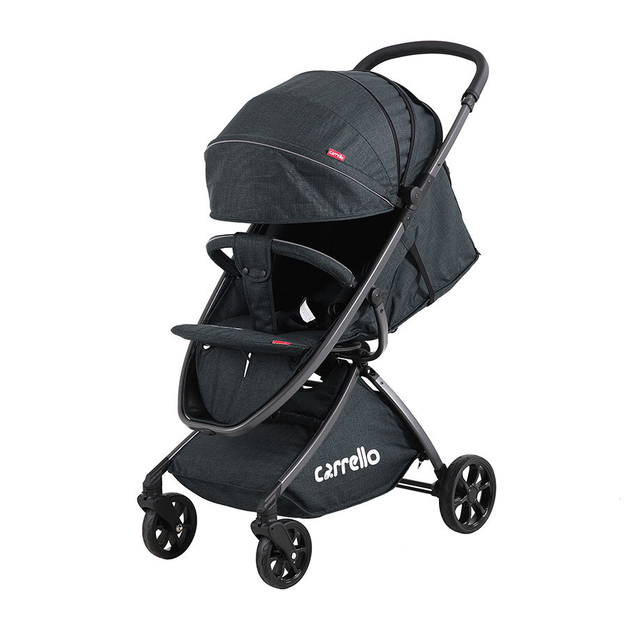 Коляска прогулочная CARRELLO Magia CRL-10401 Dark Grey/Stone Grey
