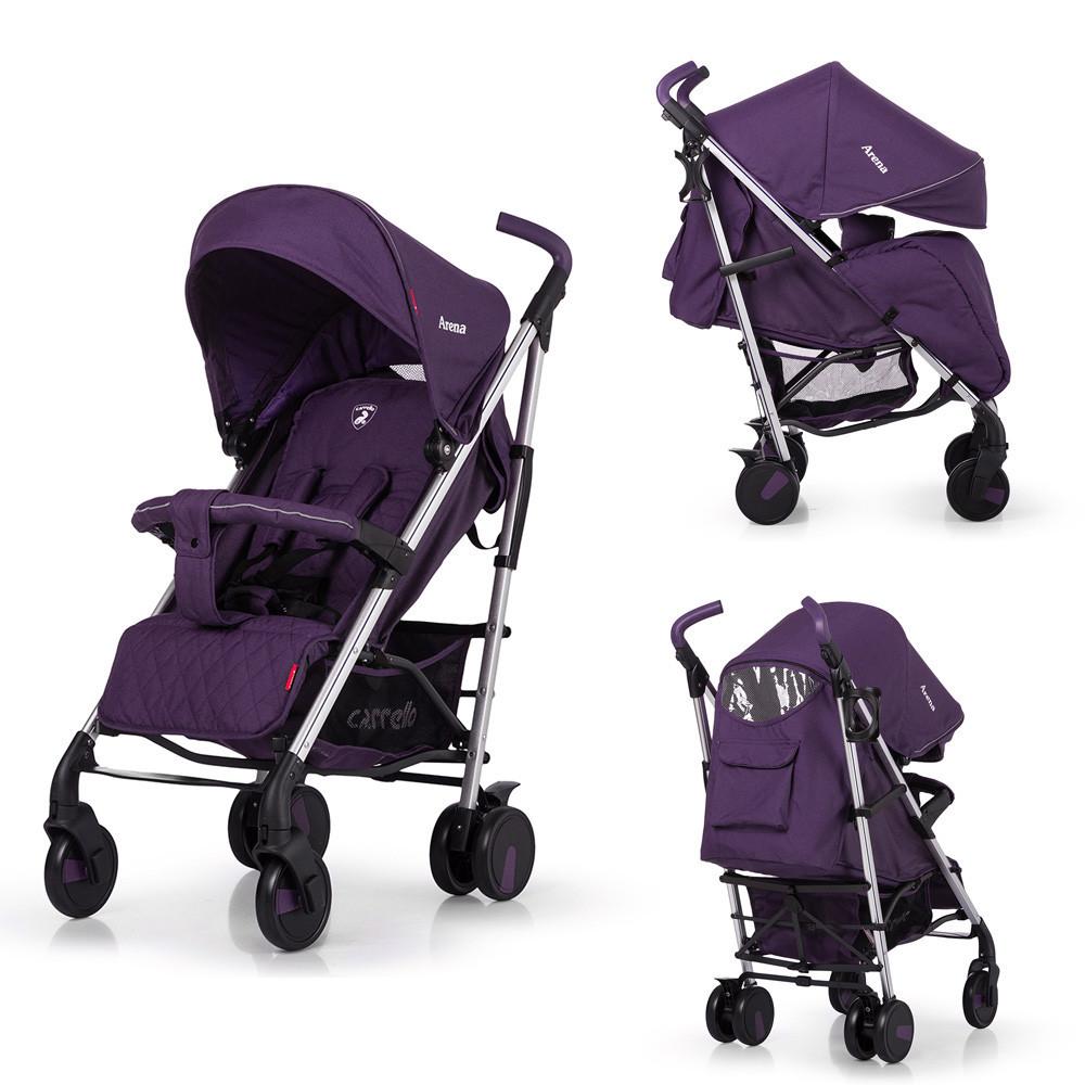 Коляска прогулочная CARRELLO Arena CRL-8504 Ultra Violet
