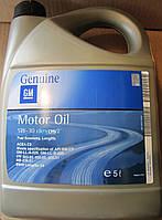 Масло синтетика 5w30 GM.масло синтетическое GM 93165557 купить.