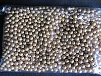 Пенопластовые шарики мини золото, 20