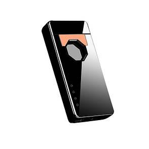 Запальничка SUNROZ ZH-153 USB Чорний (SUN3932), фото 2