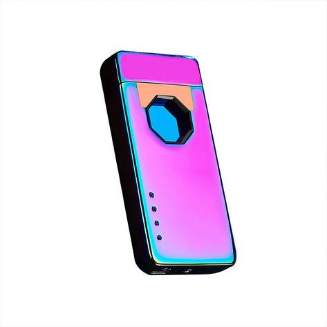 Запальничка SUNROZ ZH-153 USB Хамелеон (SUN3936), фото 2