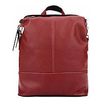 Женский рюкзак Monsen 1R1902-burgundy