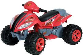 Детский квадроцикл Tilly YJ933 (T-734), красный