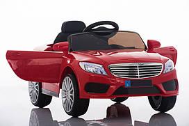 Детский электромобиль Tilly XM825 (T-7611), красный
