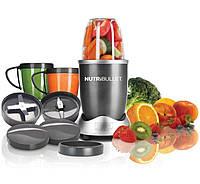Пищевой экстрактор-кухонный комбайн Nutribullet 600 Ват, серый цвет