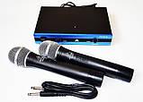 Радиосистема Behringer WM-501R, база, 2 микрофона | радиомикрофон | беспроводной микрофон, фото 8