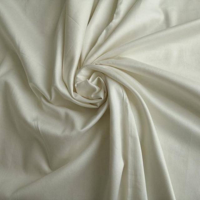 ткань сатин жемчужный