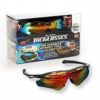 Поляризованные антибликовые очки Tac Glasses