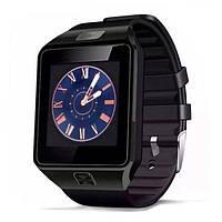 Смарт часы Smart Watch DZ09 SIM, WiFi, microSD, умные часы, стильные Smart Watch, часы дз о9, фото 1