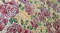 "Панелі ПВХ ""Кам'яна троянда"" 0,4мм (955*489 мм)"